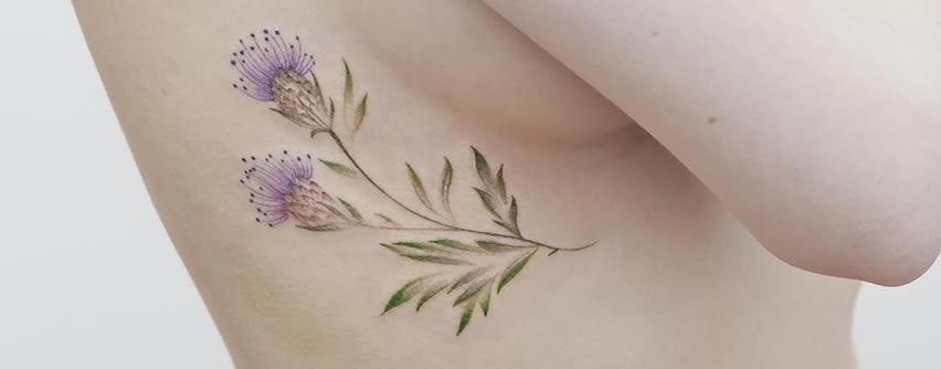 Descubren cómo las células, aunque mueran, mantienen el pigmento del tatuaje
