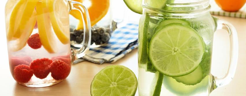 Bebidas altamente hidratantes