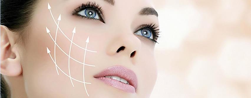 Rellenar las mejillas levanta el pliegue nasolabial