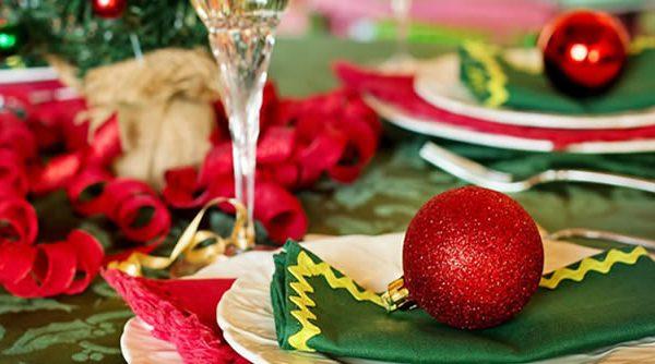 Lo que no debes consumir antes de la cena de Navidad