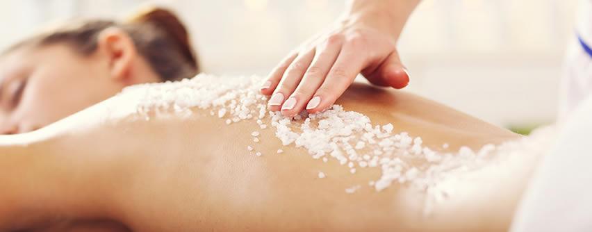 Exfoliación corporal: ideal para preparar la piel antes de las fiestas de carnaval