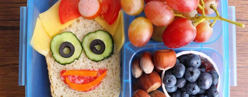 Tips para preparar loncheras saludables