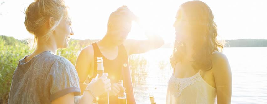 Exceso de alcohol en la adolescencia frena el desarrollo cerebral
