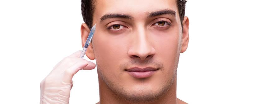 Hombres toman impulso en la demanda de Medicina Estética