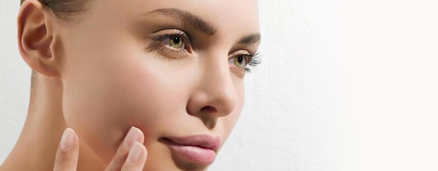 Eliminar las imperfecciones del rostro sin cirugía