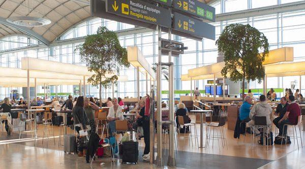 Estos son los lugares con más virus en los aeropuertos