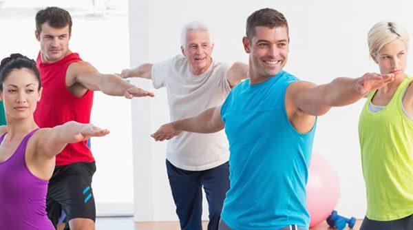 Nunca es tarde para empezar a hacer ejercicios