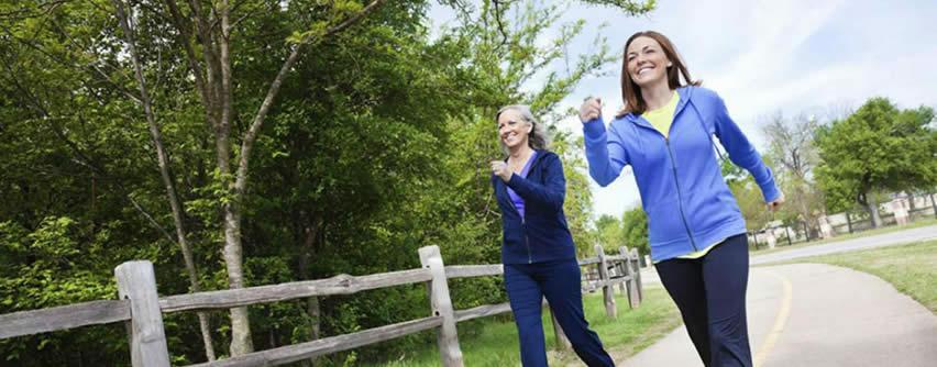Más ejercicio, menos cáncer de mama