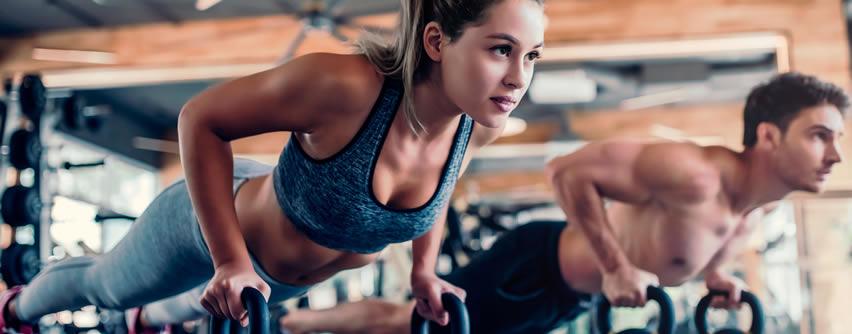 Entrenamiento intenso intervalado mejora la condición física y la salud
