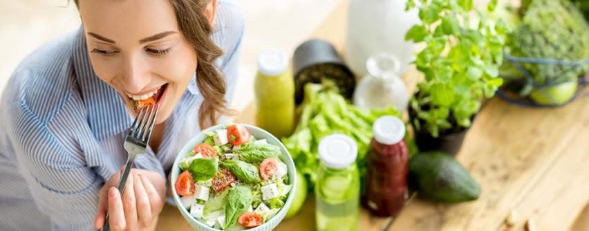 Comienza el 2020 comiendo de forma más saludable